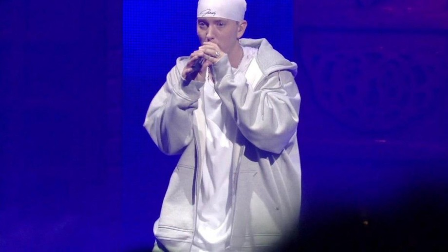 Eminem banned from performing at Hyde Park