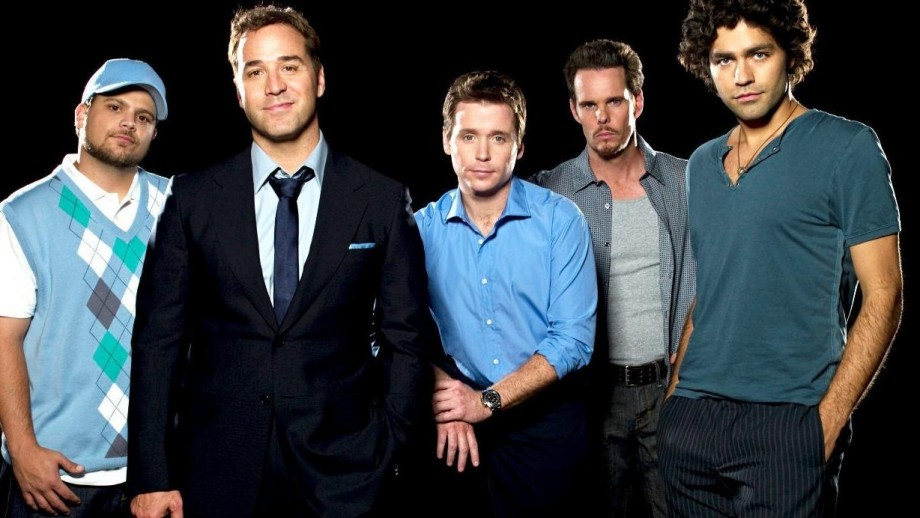 Entourage press tour to see Jeremy Piven in character as Ari Gold