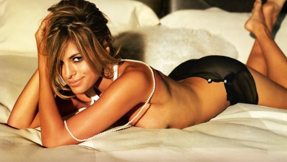 Eva Mendes reveals why she lied about not being pregnant