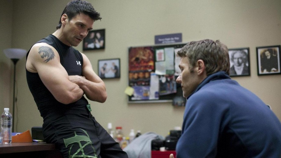 Frank Grillo keeping busy in Hollywood