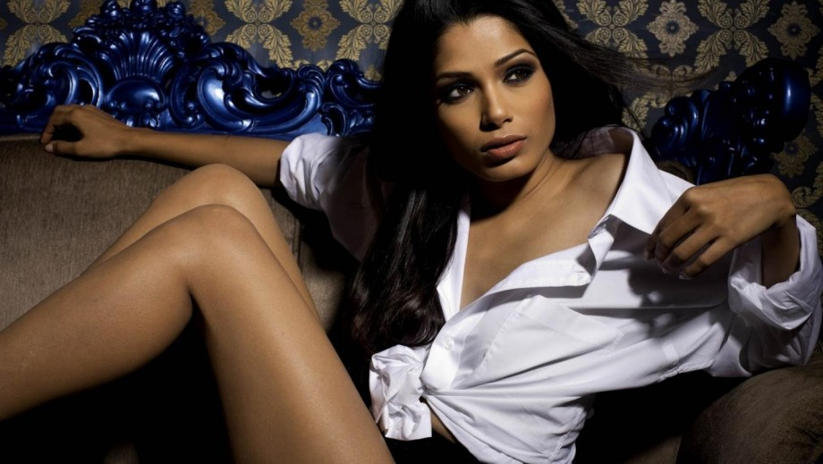 Freida Pinto is in full control of her acting career