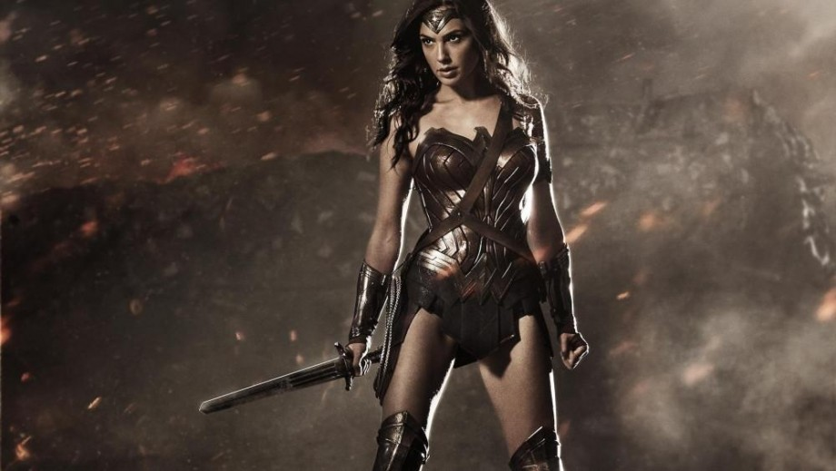 Gal Gadot's boobs too small to play Wonder Woman?