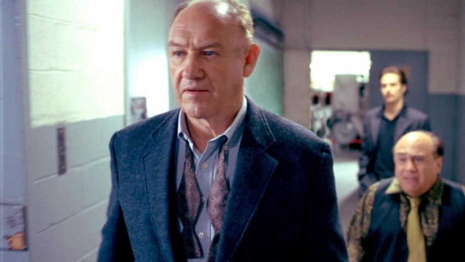 Gene Hackman the late arrival to Hollywood stardom