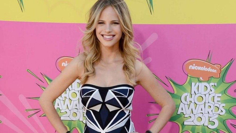 Halston Sage set for exciting 2014