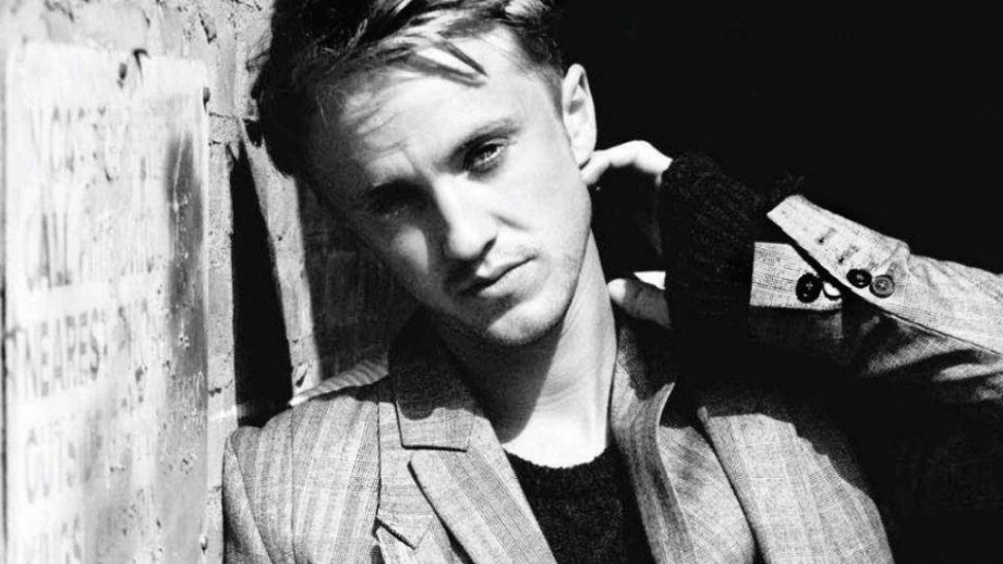 Harry Potter star Tom Felton is the latest to become an Ariana Grande fan