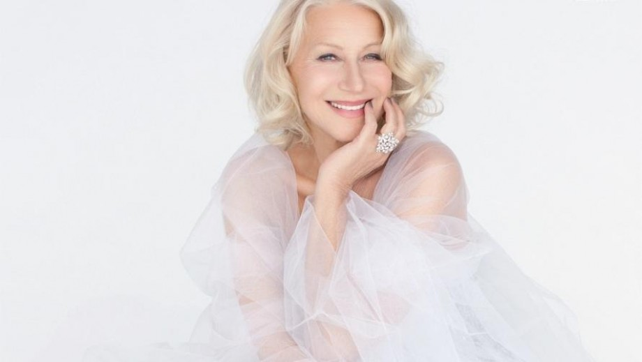 Helen Mirren wants older people involved in beauty campaigns not just beautiful girls