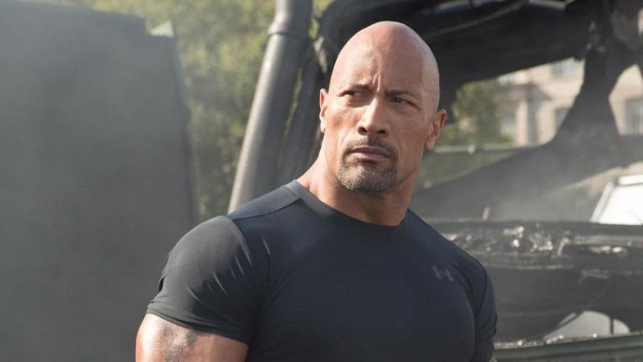 Is Dwayne Johnson the hardest working actor in Hollywood?