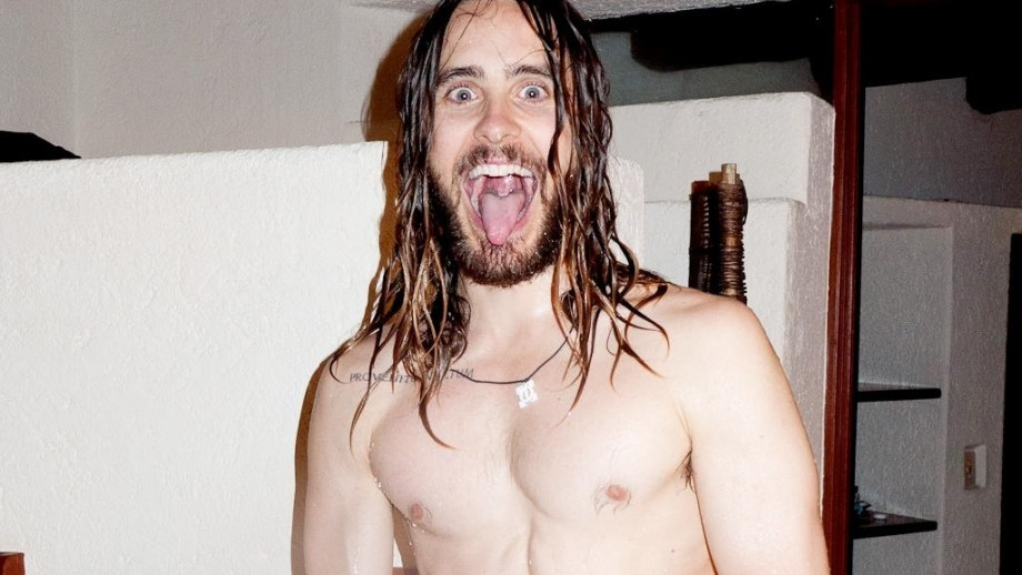 Jared Leto in lose/lose situation playing The Joker in Suicide Squad