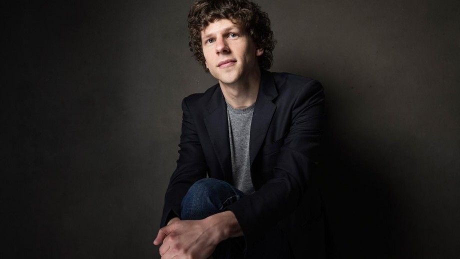 Jesse Eisenberg compares his Comic-Con experience to genocide