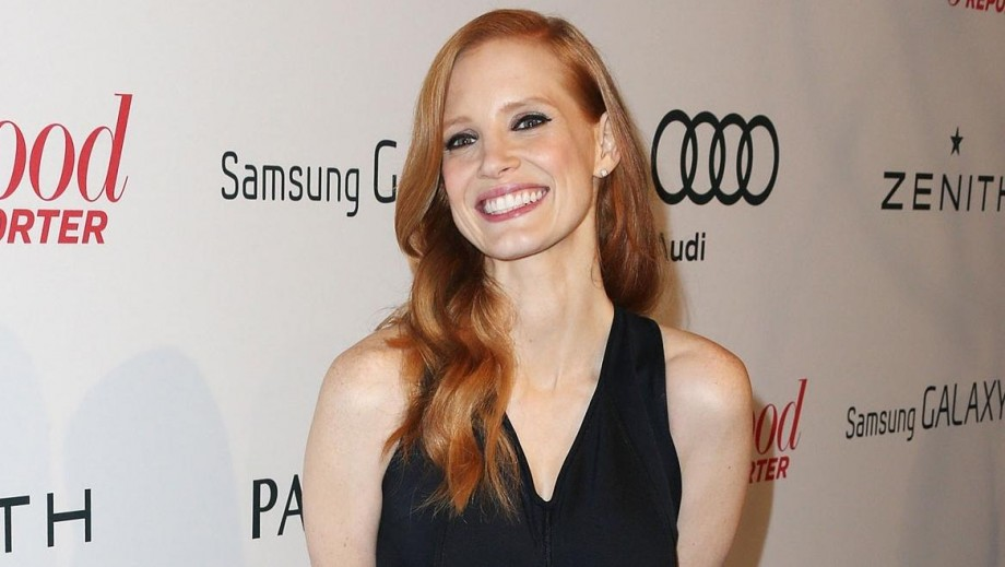 Jessica Chastain reveals adorable fun side while singing song to confuse fans