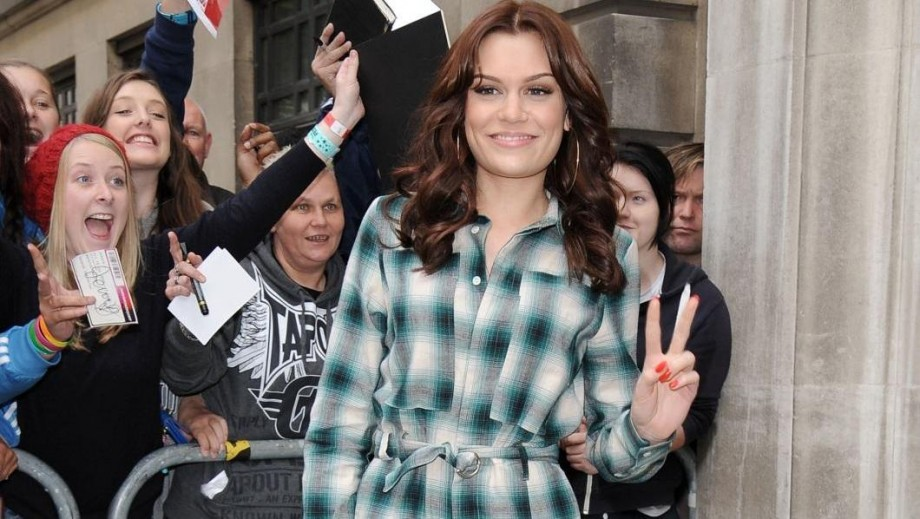 Jessie J has some very big plans for the future