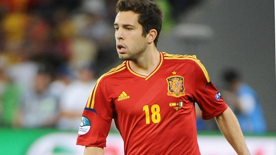 Jordi Alba's toughest challenge the past six weeks was letting his injury heal completely