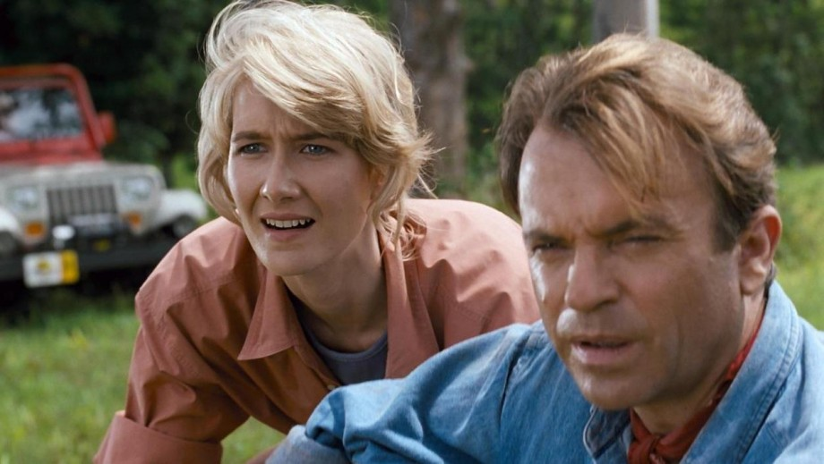 Jurassic Park's Laura Dern making her characters believable