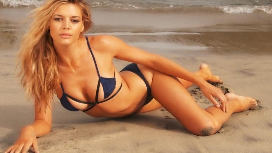 Kelly Rohrbach is the new Pamela Anderson with Baywatch reboot role as C.J. Parker