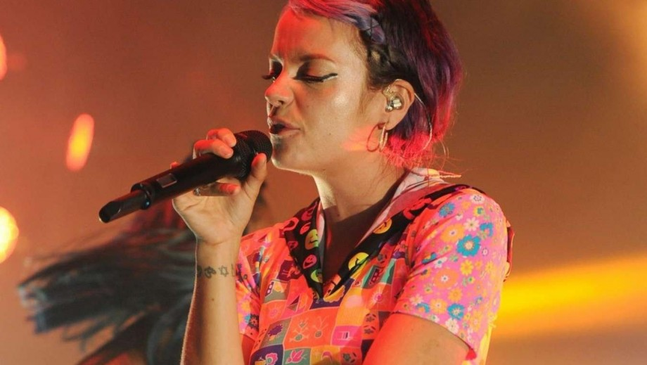 Lily Allen set to star in The Fifty Shades of Grey sequel Fifty Shades Darker