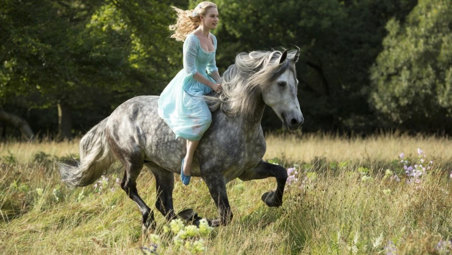 Lily James and Cate Blanchett in new Cinderella trailer