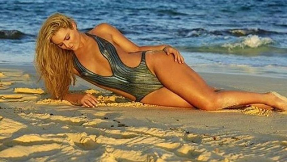 Lindsey Vonn uses Sports Illustrated Swimsuit 2016 appearance to continue to train