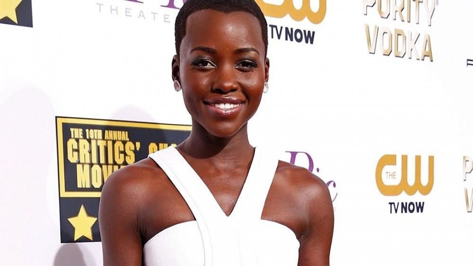 Lupita Nyong'o wins Best Supporting Actress Oscar 2014