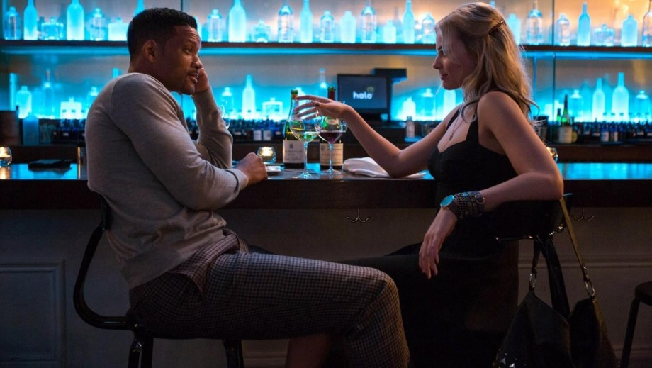 Margot Robbie and Will Smith star in the new Focus trailer