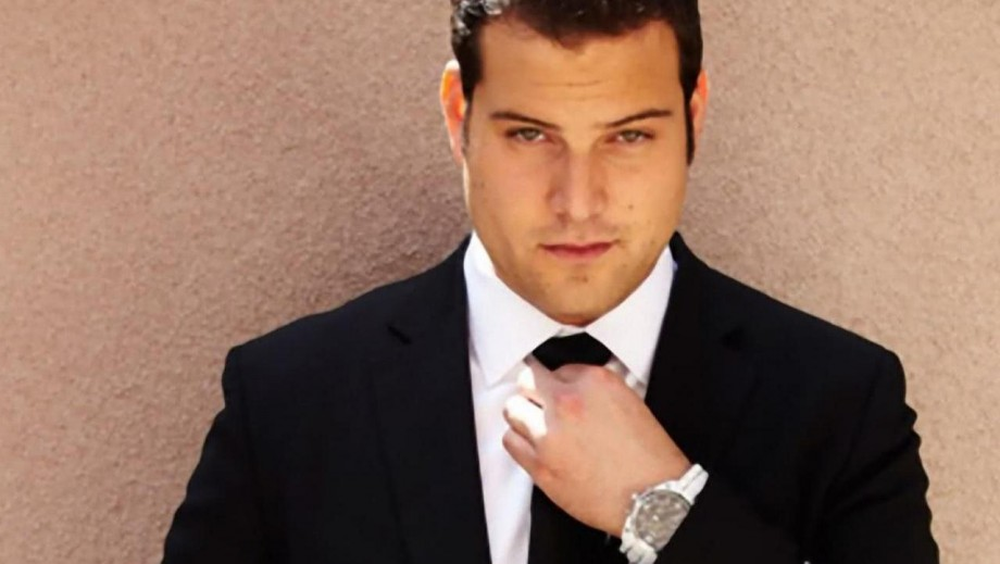 Max Adler has high hopes for the future