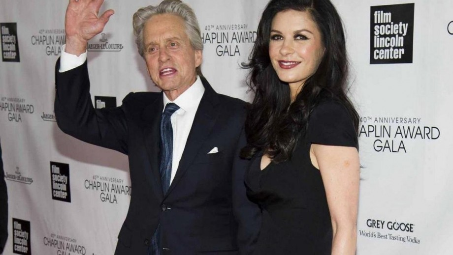Michael Douglas and Catherine Zeta Jones to star in a movie together?‏