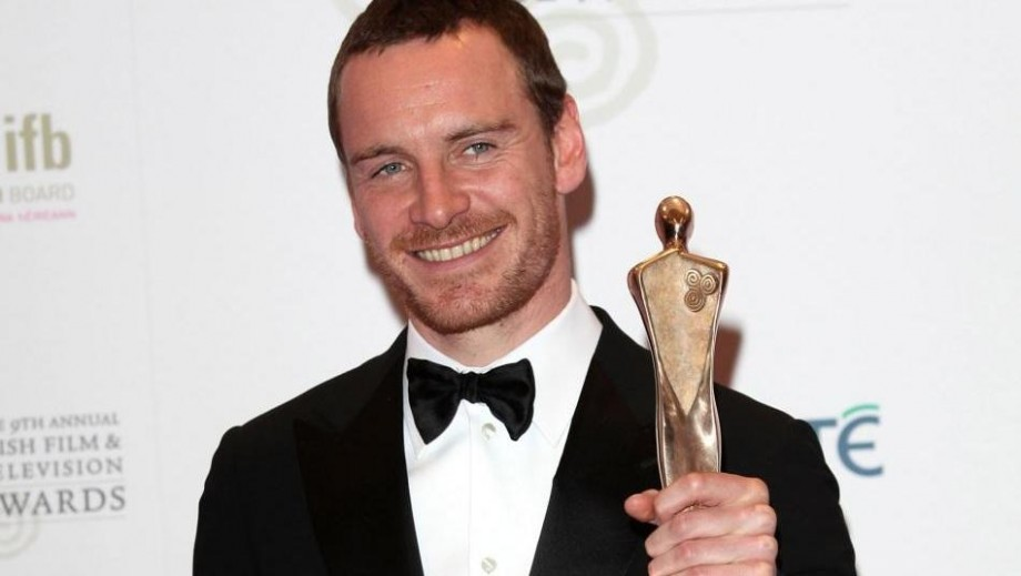 Michael Fassbender happy with BAFTA recognition