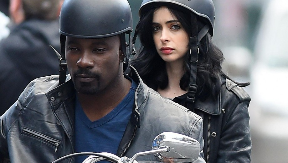 Mike Colter teases what to expect when Luke Cage and Jessica Jones team up