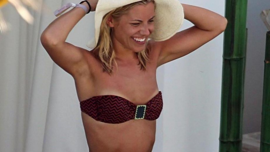 Mollie King and David Gandy prepare for lots of babies and a big wedding