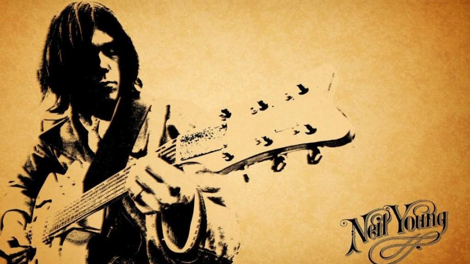 Neil Young: One of the very best singers and songwriters from the rest!