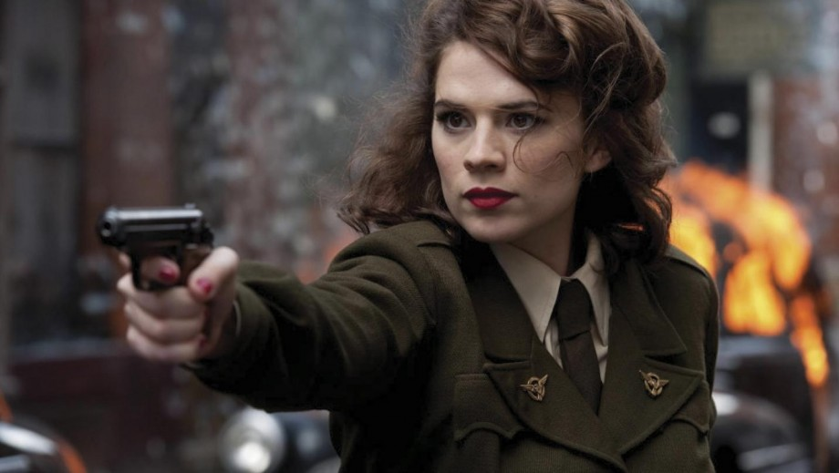 New picture of Hayley Atwell as Peggy Carter in Agents of S.H.I.E.L.D. season two