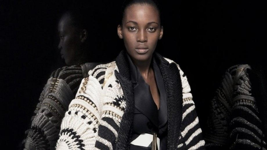 One to Watch: Jamaican model Kai Newman