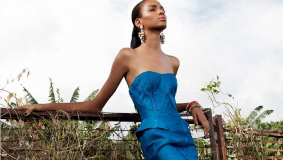 One to Watch: Jamaican model Tami Williams