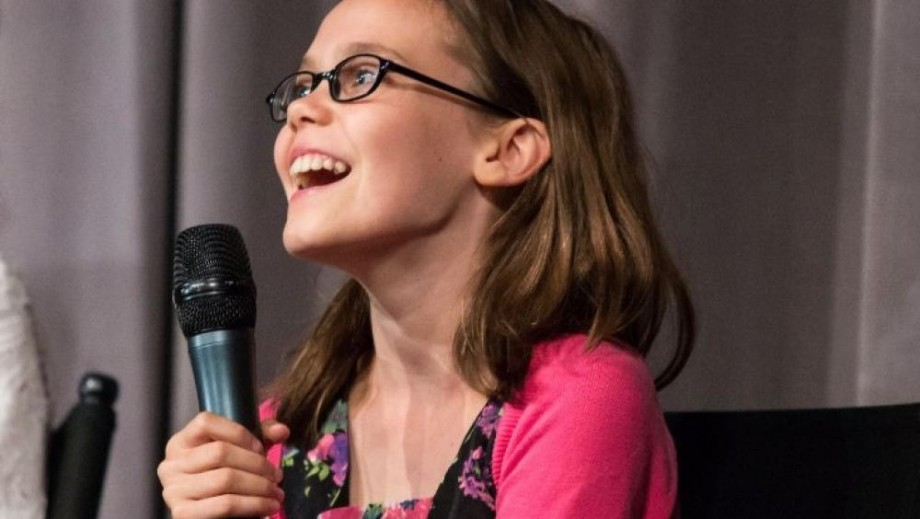 One to Watch: Southpaw actress Oona Laurence
