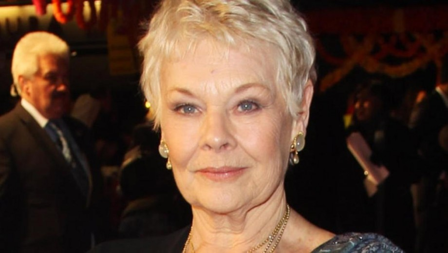 Oscar nominated actress Judi Dench was told she would never star in movies