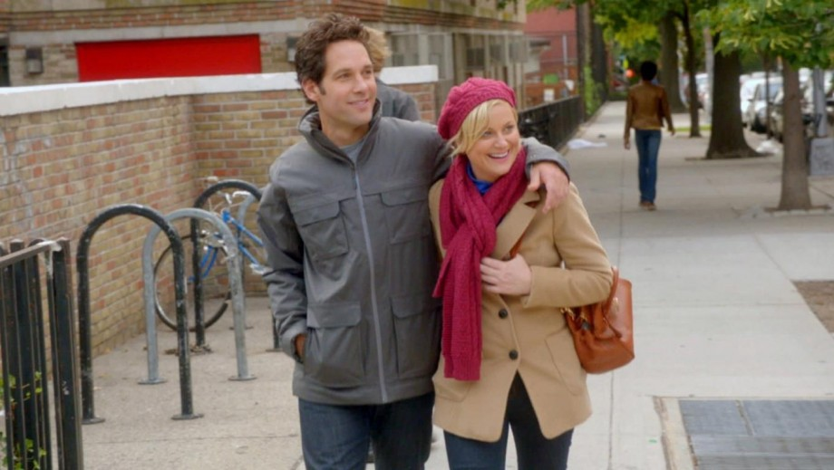Paul Rudd and Amy Poehler in first They Came Together trailer