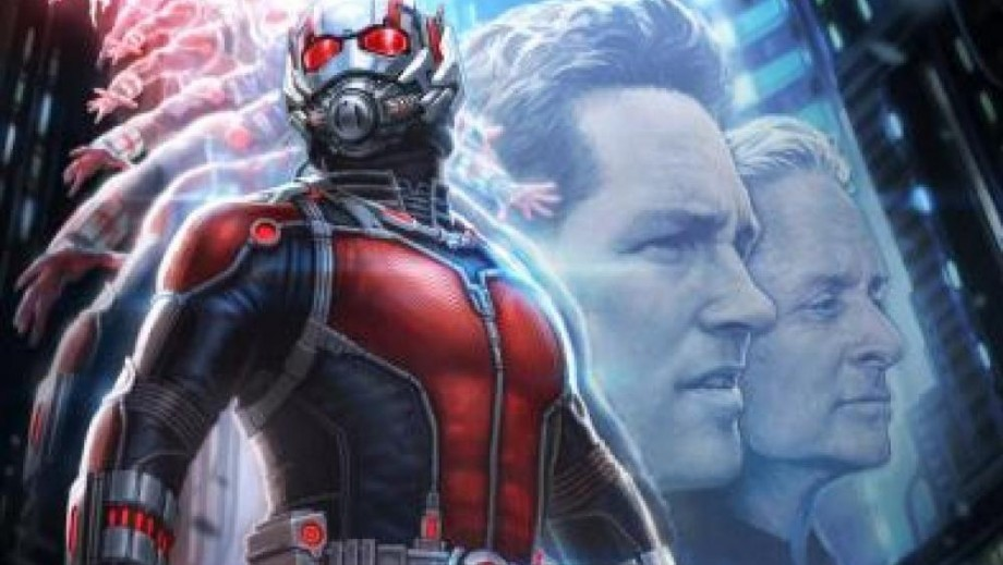 Paul Rudd shows his superhero side with new Ant-Man trailer