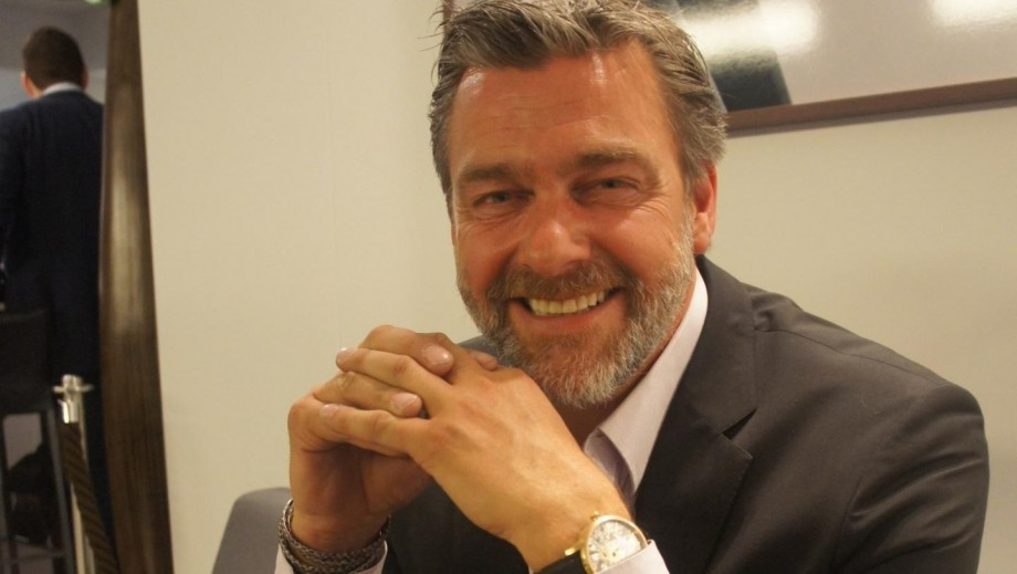 Ray Stevenson reveals his love of cultural foods