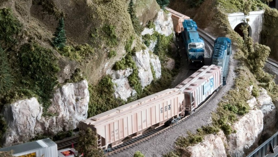 Remembering Gary Coleman and his love of model railways