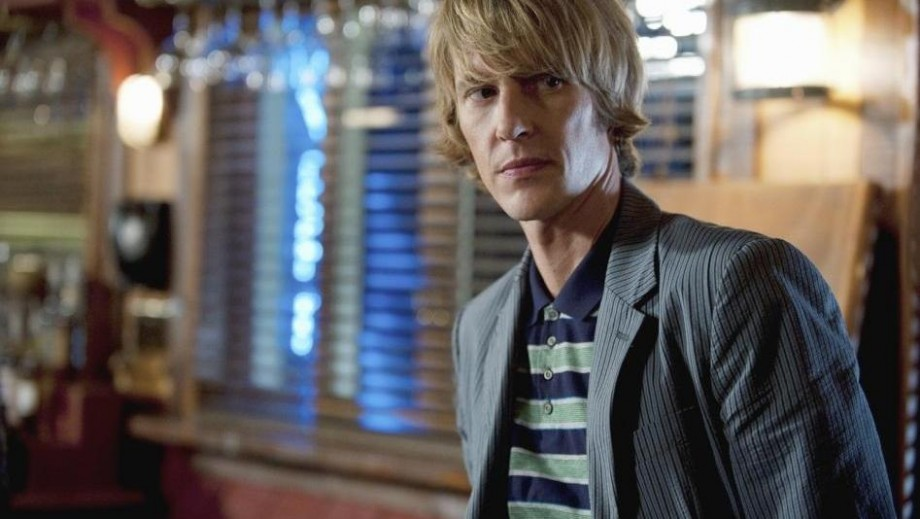 Revenge star Gabriel Mann's Nolan is out for love and not war