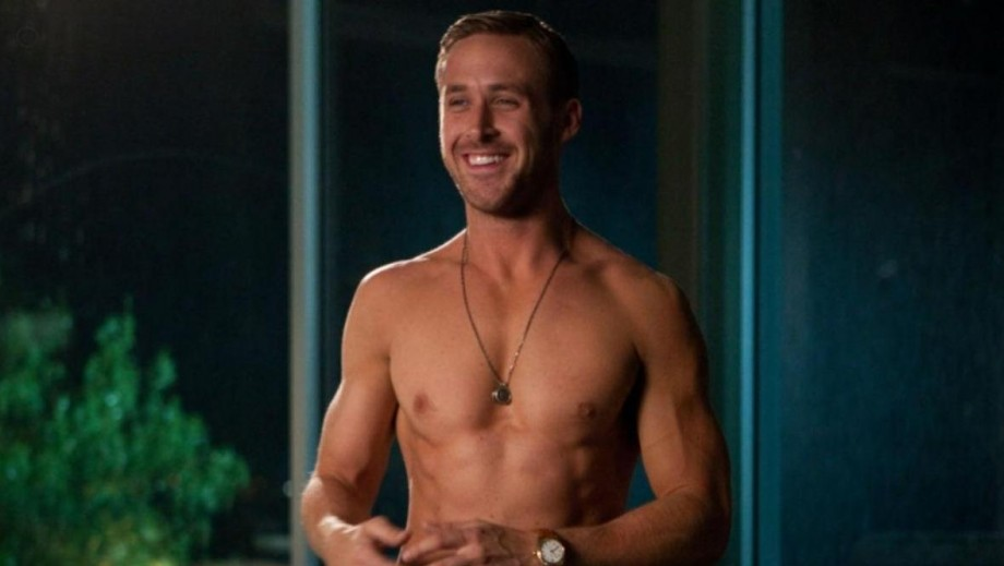 Ryan Gosling returns to Nice Guys set as new father with new look