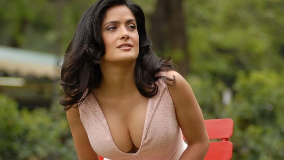 Salma Hayek reveals the biggest challenge of filming new movie Everly‏
