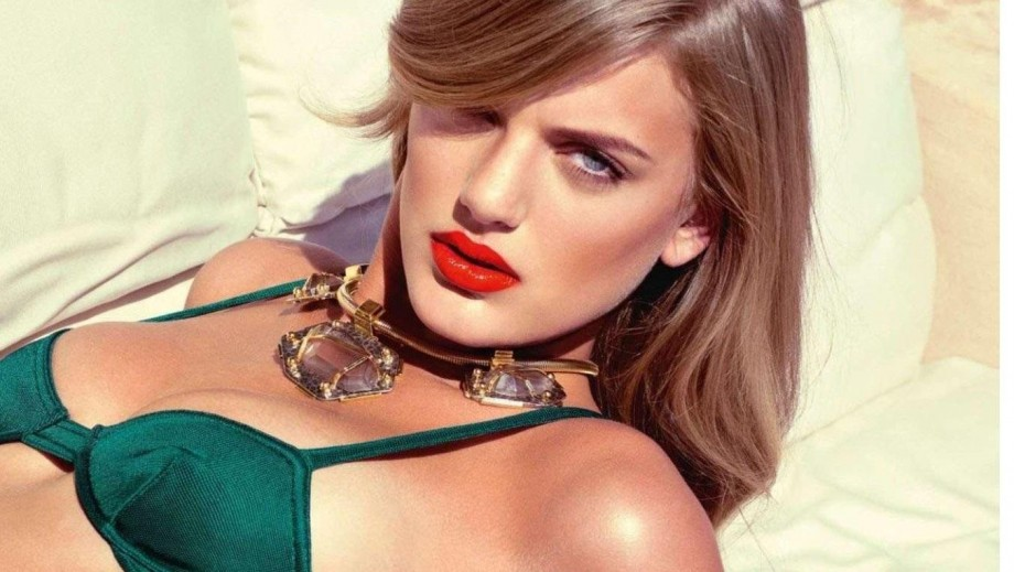 Sports Illustrated Swimsuit Issue 2014 Rookie of the Year nominee Bregje Heinen is a rising star