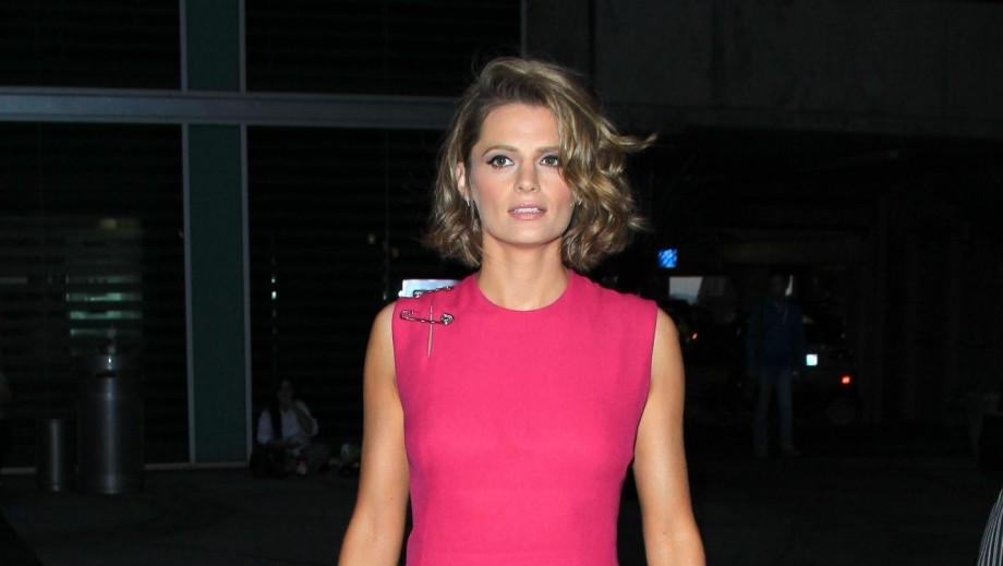 Stana Katic helps environment through Alternative Travel Project