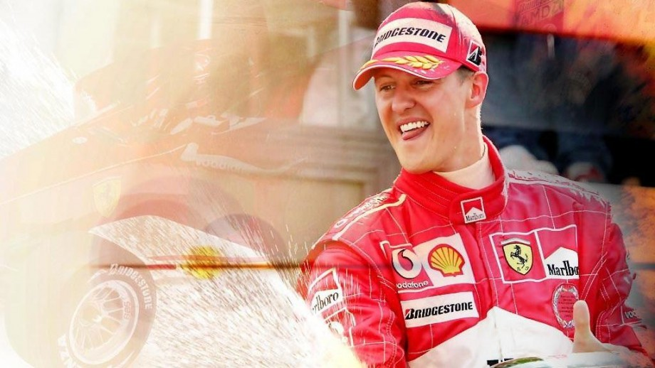 The championship reign of Michael Schumacher was more impressive than that of Sebastian Vettel
