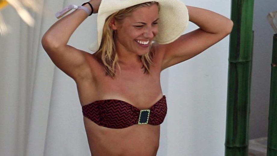 The Saturdays Mollie King shares her Ghana trip experience with her fans
