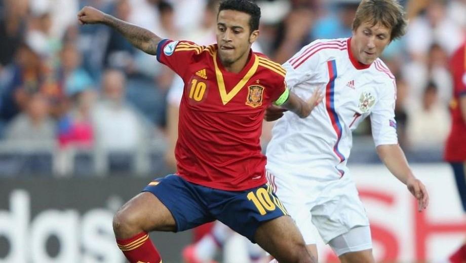 Thiago Alcantara says signing for Bayern Munich is his best decision