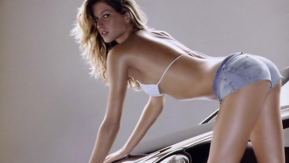 Top 10 hot Brazilian models: No.1 - Gisele Bundchen
