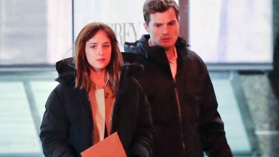 Top 10 Movie Releases 2015: No.2 - The Fifty Shades of Grey movie