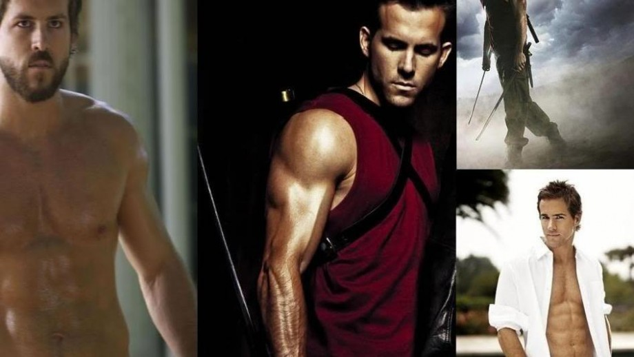Top 10 Sexiest Male Celebrities 2015: No.5 - Ryan Reynolds