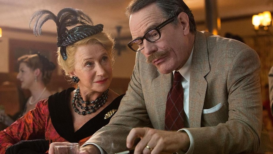 Trumbo star Bryan Cranston has zero fashion sense